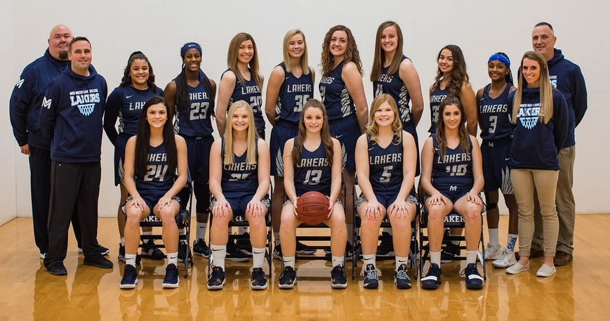 2018 2019 Roster Wbb Mid Michigan College