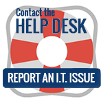 Contact the Help Desk - Report an I.T. Issue