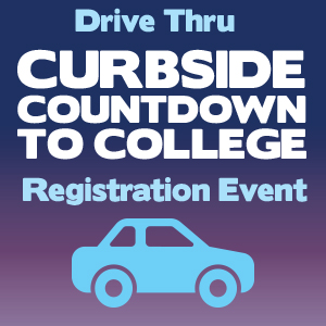 Curbside Countdown to College event