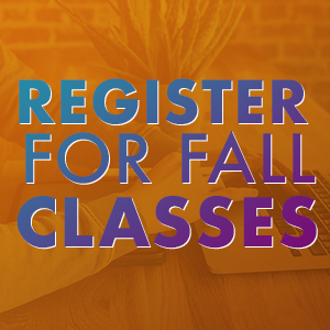 Register for Fall 2020 Classes