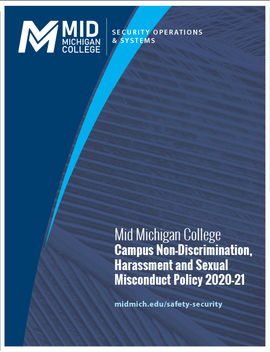 Non Discrimination, Harassment, and Sexual Misconduct Policy 2020-21