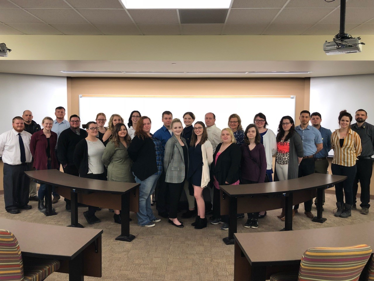 PTK Winter Induction 2018