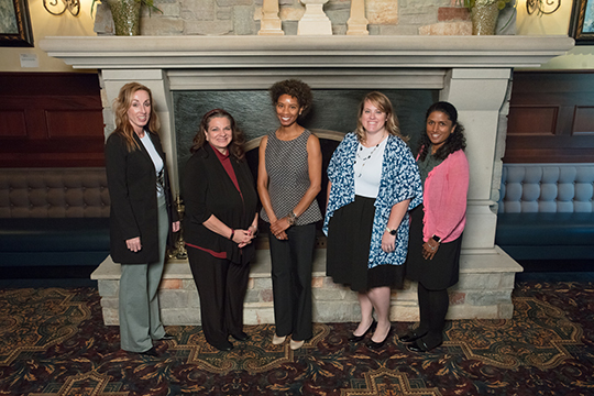 Mid Employee Participates in  Senior-Level Job Shadow Program