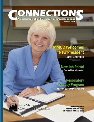 Connections Annual Report 2006