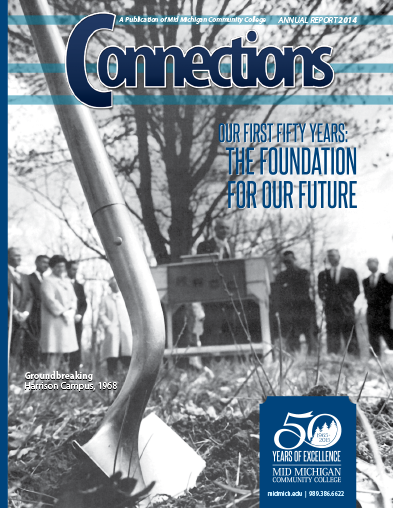 Connections Annual Report 2014