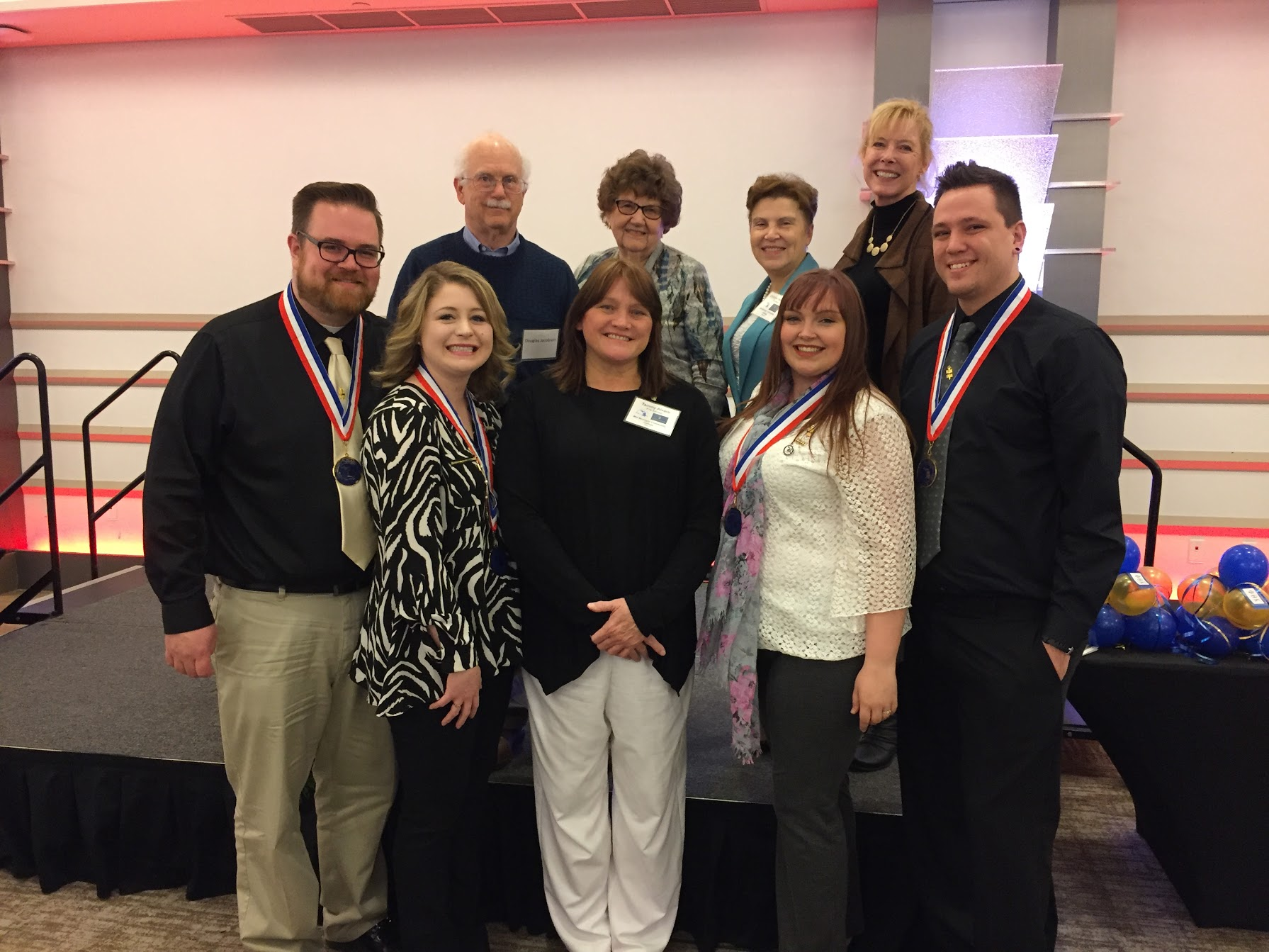 PTK Students Recognized
