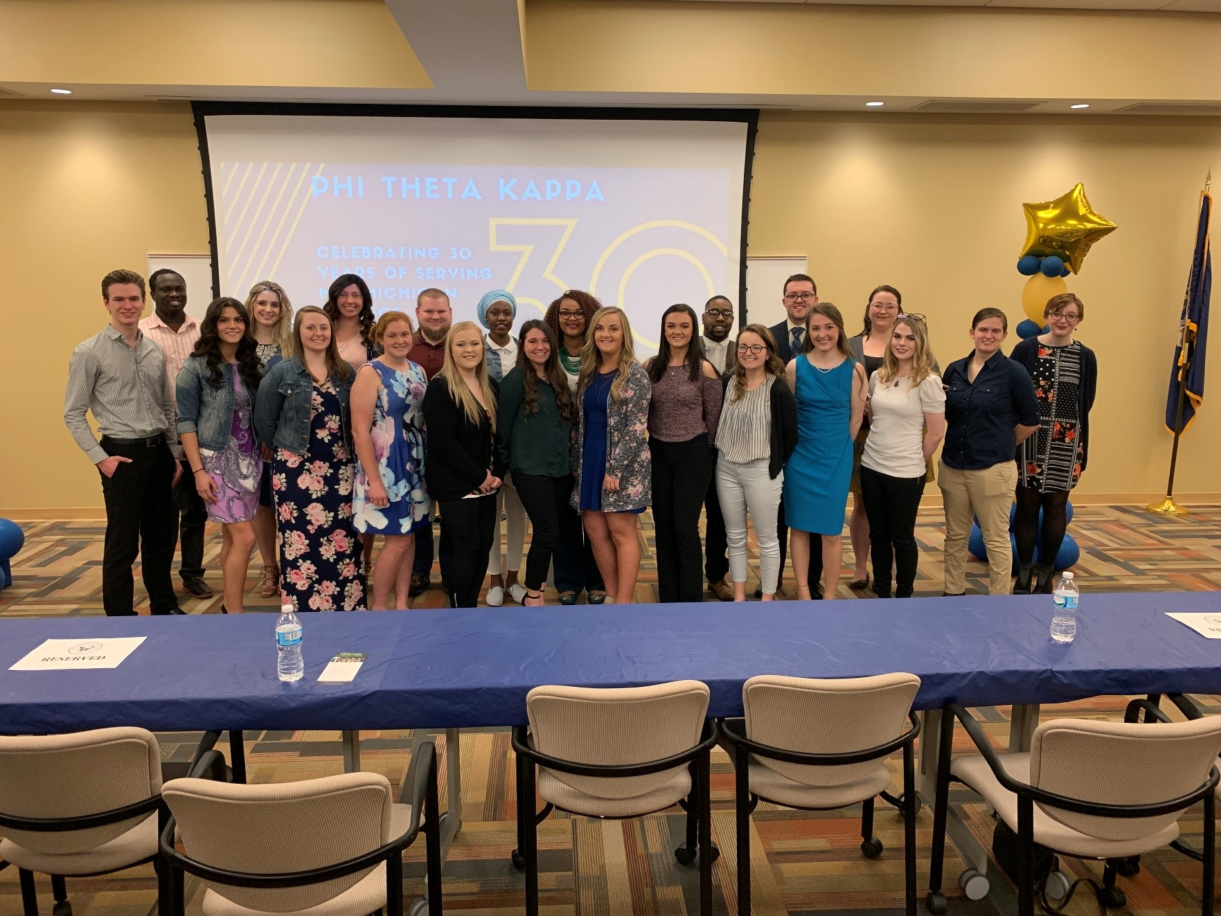 2019 Winter PTK Inductees