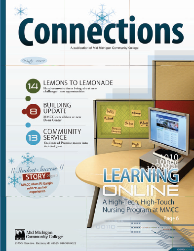 Connections Annual Report 2008