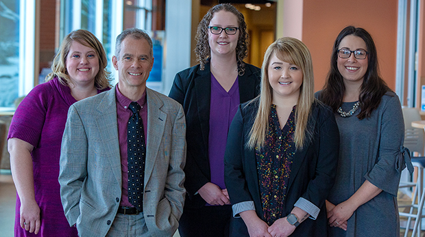 Meet the Admissions Team