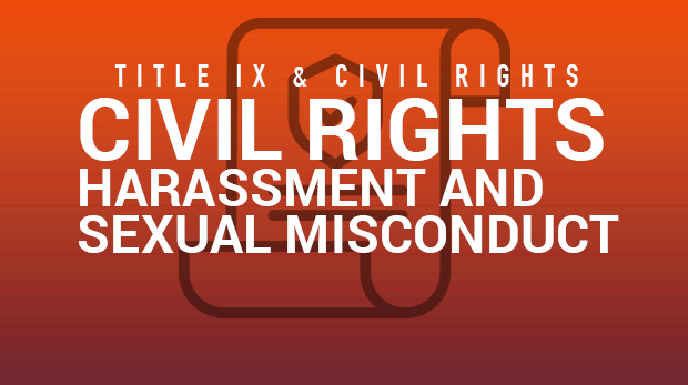 Civil Rights, Harassment, and Sexual Misconduct Policy Site