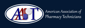 American Association of Pharmacy Technicans logo