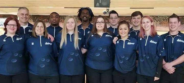 MMCC Lakers 2017-2018 Bowling Team