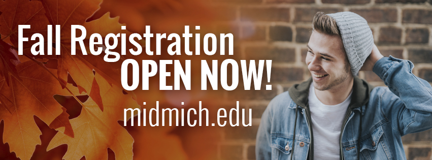 Fall Registration NOW OPEN!