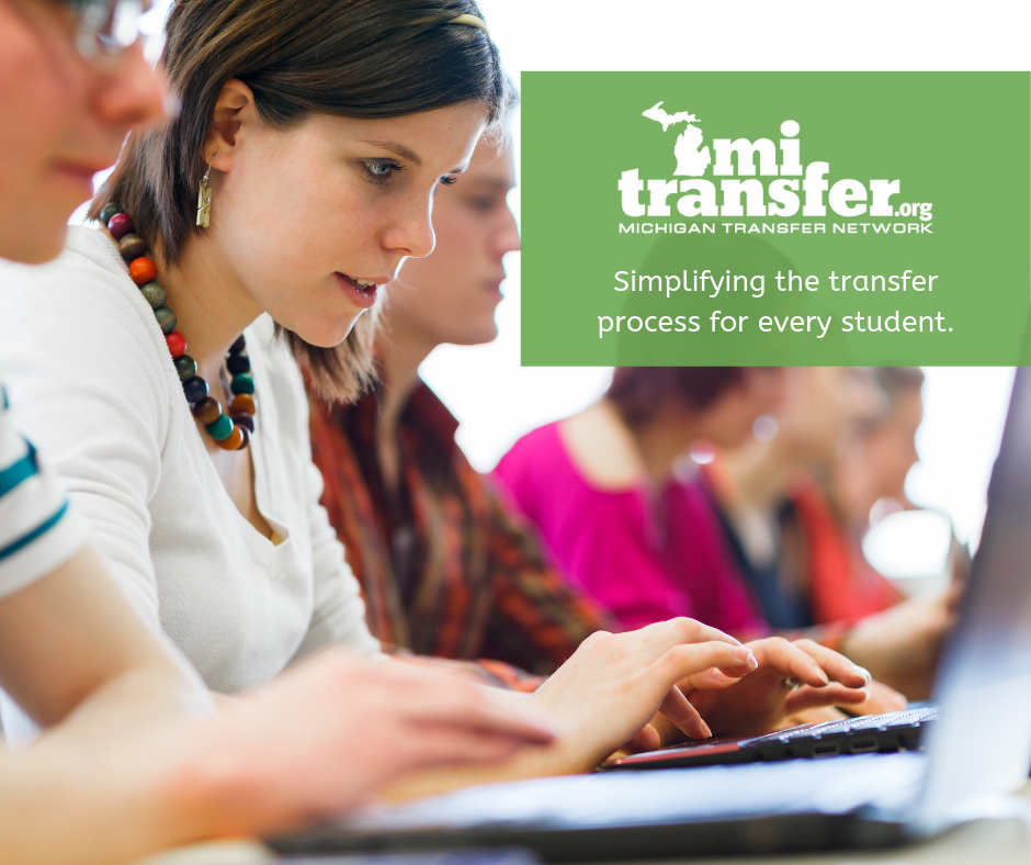Michigan Transfer Network simplifies the credit transfer process.