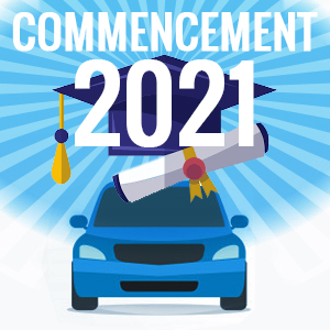 2021 DRIVE-THRU DIPLOMA PICK-UP EVENT