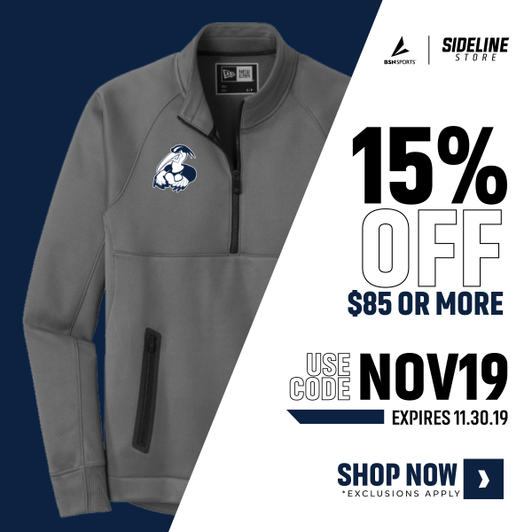 Sideline Store Ad