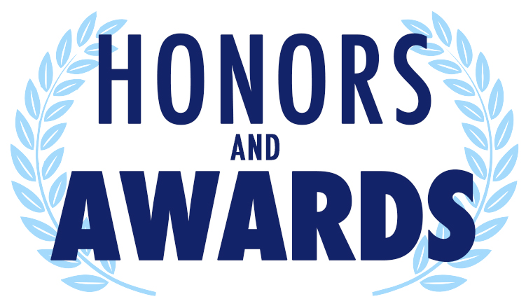 Honors & Awards thumb