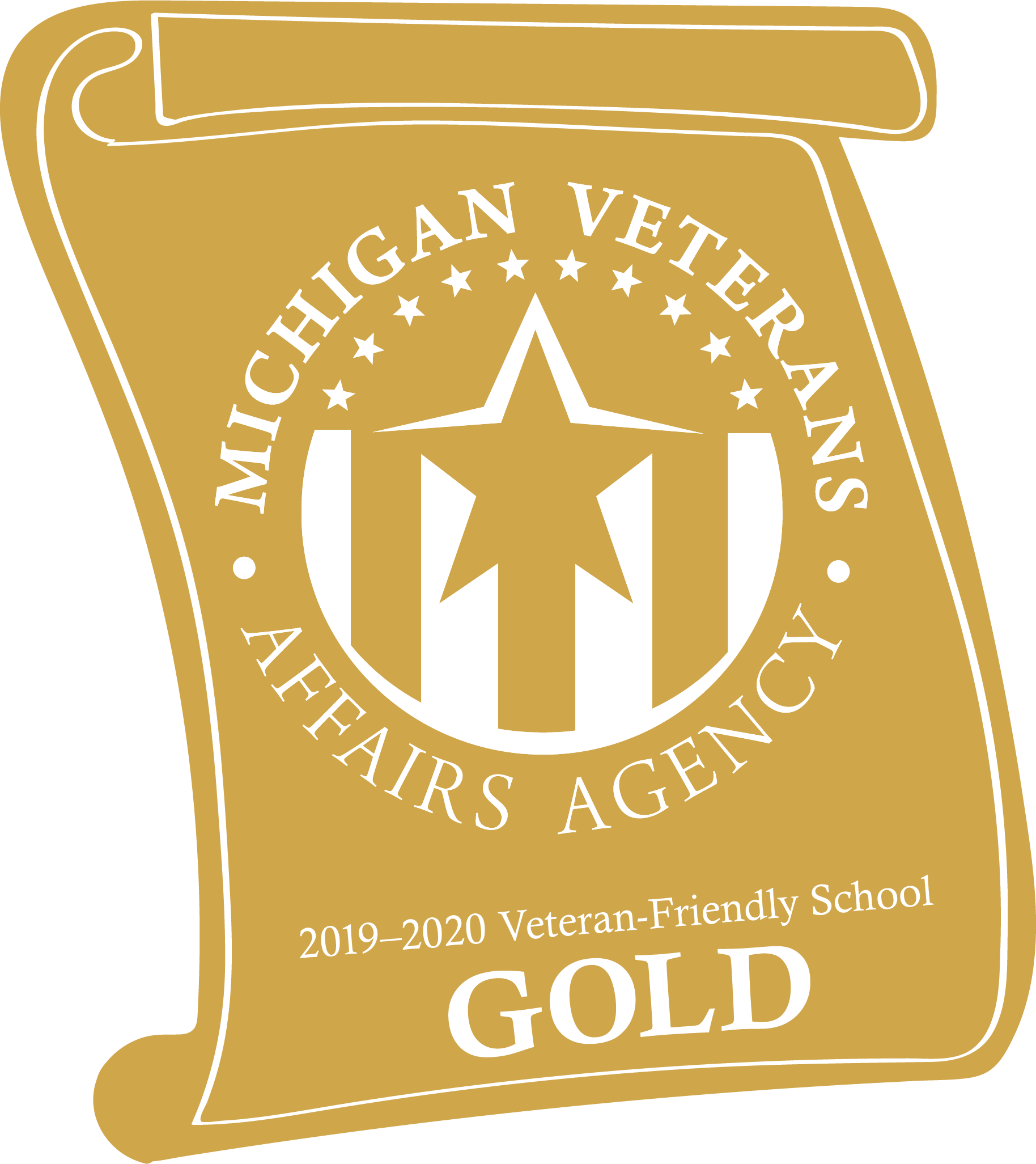 Military Friendly Gold Badge