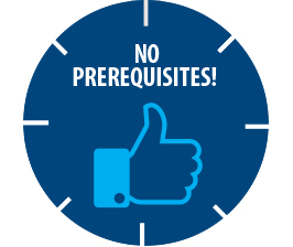 Infographic - No Prerequisites!