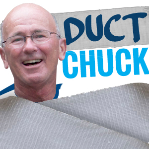 DUCT CHUCK!