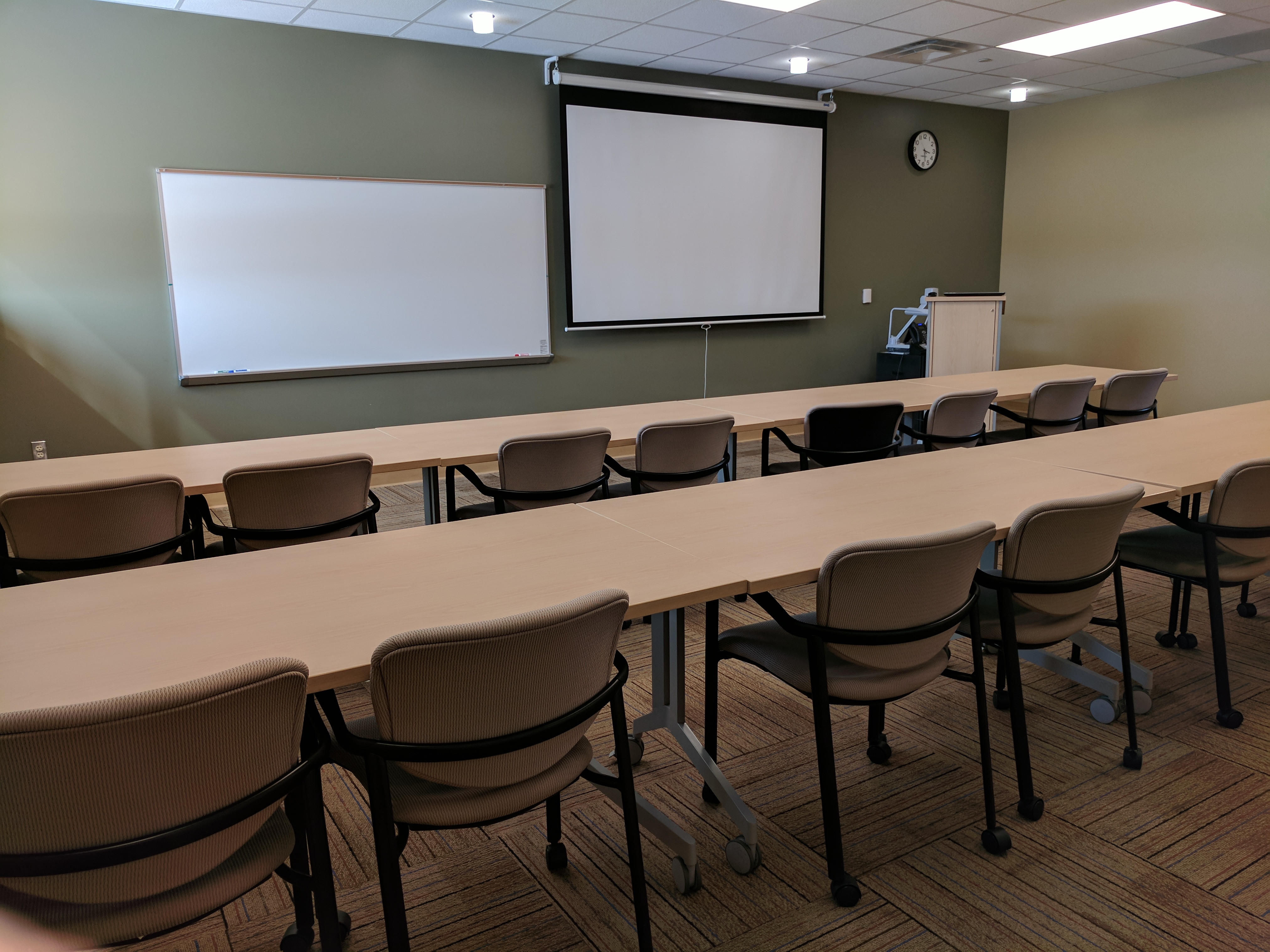Mmcc community room reservations conference room 235 for Table 52 reservations