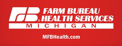 Farm Bureau Health Services of Michigan Logo