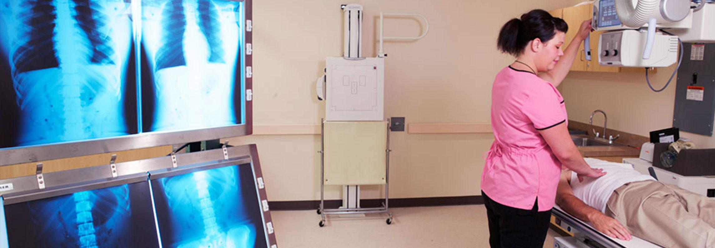 Radiography X Ray Mid Michigan College